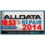 Phần mềm AllData 10.53(8/2013)+ HDD 1TB WD Elements + Box 2.5 3.0