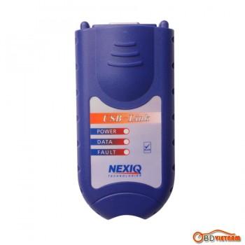 Máy chẩn đoán xe đầu kéo NEXIQ 125032 USB LINK + Software Diesel Truck Diagnose