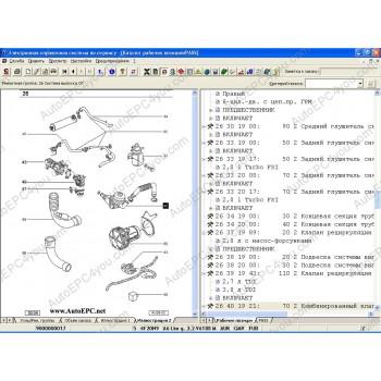 Phần mềm tra cứu AUDI ELSA