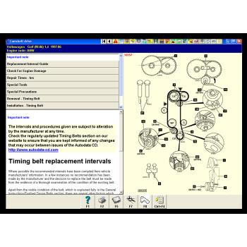 Phần mềm tra cứu AUTODATA
