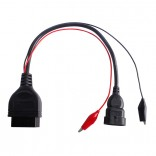 Cáp kết nối FIAT 3 Pin sang 16Pin OBD2