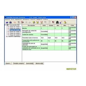 Phần mềm đọc lỗi CAT ET 2014