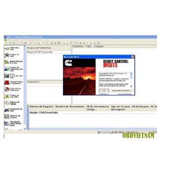 Phần mềm đọc lỗi  CUMMIN INSITE 7.5 và 7.6