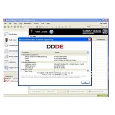 Phần mềm đọc lỗi DDDE NEXIQ