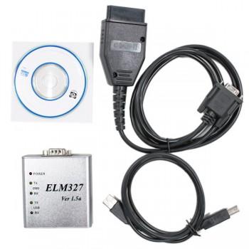 Thiết bị chẩn đoán ELM 327 1.5V USB CAN-BUS Scanner Software