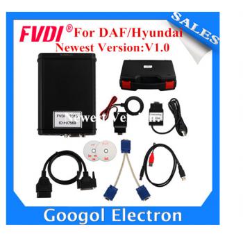 Thiết bị chẩn đoán ô tô DAF FVDI ABRITES