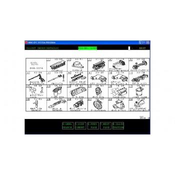 Phần mềm tra cứu phụ tùng HINO 2014 EPC