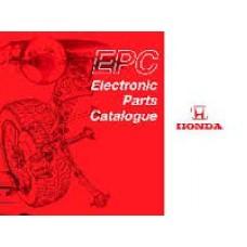 Phần mềm tra cứu phụ tùng HONDA EPC