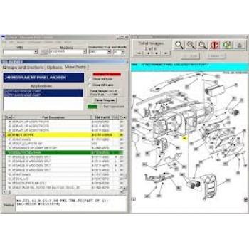 Phần mềm tra cứu phụ tùng ISUZU EPC