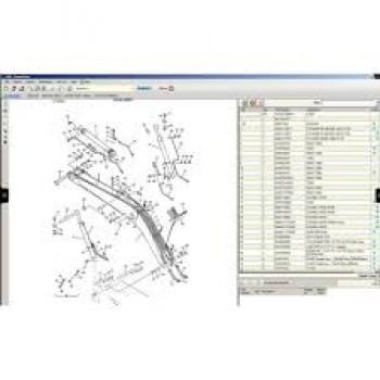 Phần mềm tra cứu phụ tùng KOBELCO  POWERVIEW