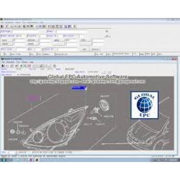 Phần mềm tra cứu phụ tùng NISSAN EPC
