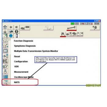 Phần mềm đọc lỗi Nissan Consult III 9.21