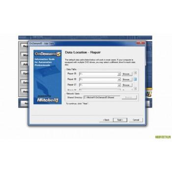 Phần mềm tra cứu  MITCHELL ONDEMAND 5.8